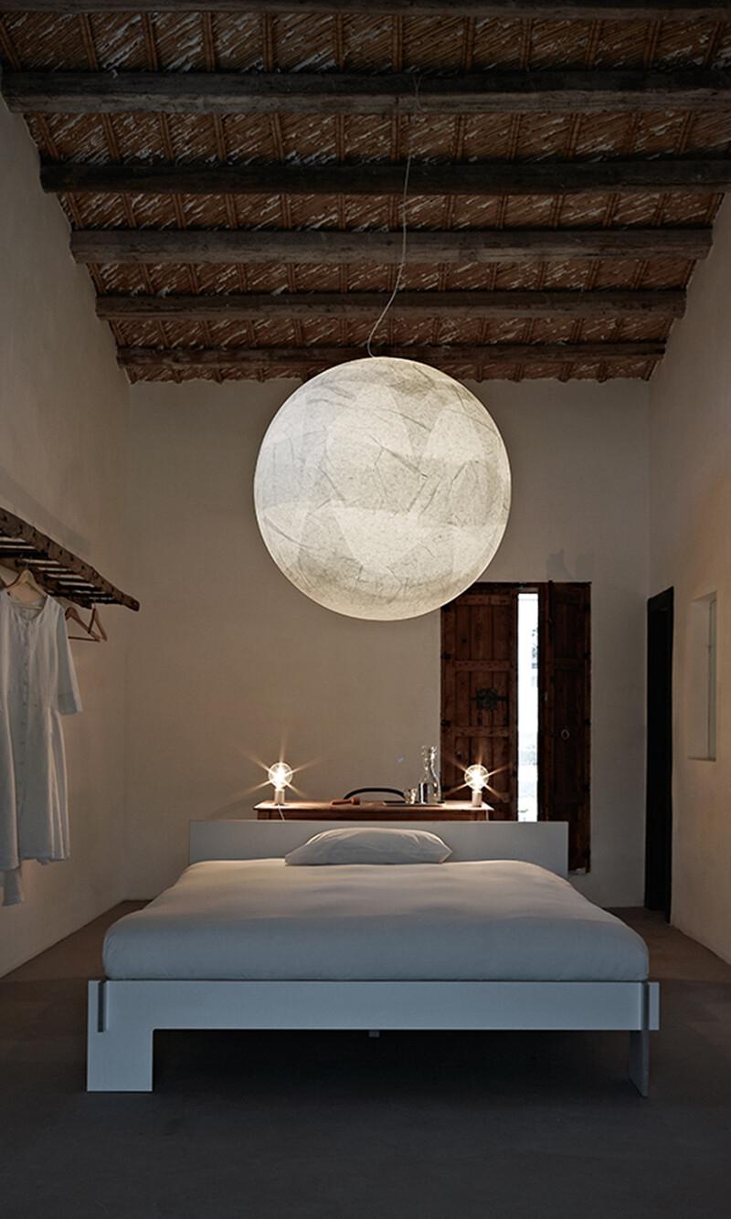Designer Bett Siebenschläfer von Moormann