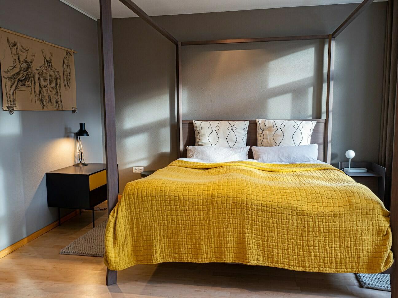 Gutschein für zwei Übernachtungen im Design Apartment am Wasserbachhof im Lemgo (NRW)