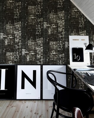 Light Shadow die Design Tapete von Lorenzo De Grandis • 10m