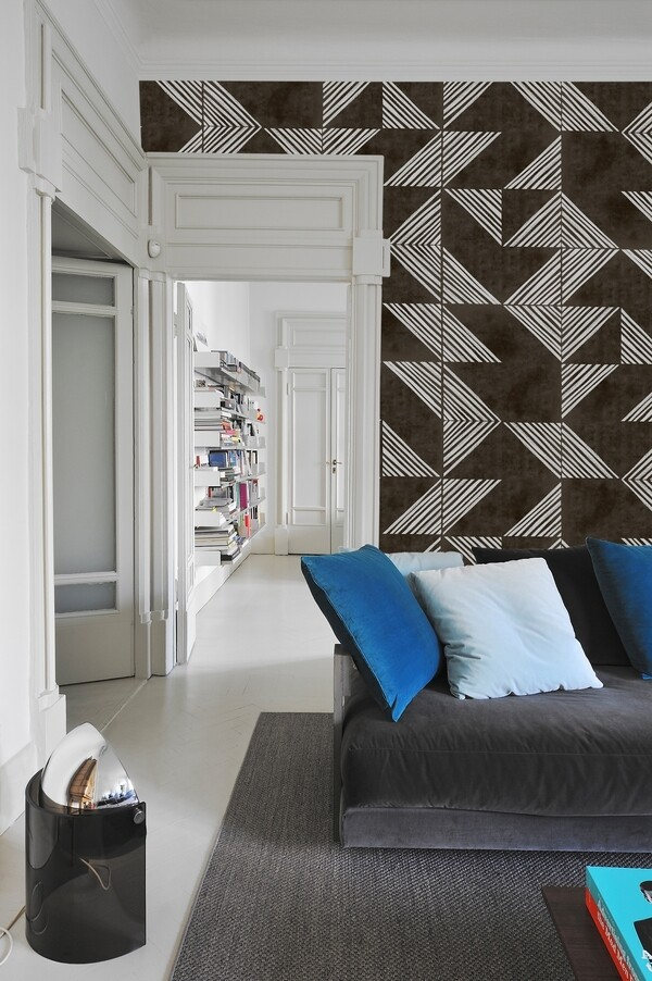 Memory of JM die Design Tapete von Giovanni Pagani Wall & deco