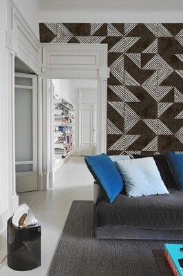 Memory of JM die Design Tapete von Giovanni Pagani • 10m