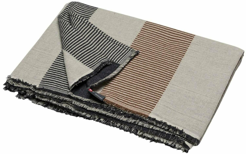 Baumwoll Decke Lino 135 x 200cm von David Fussenegger