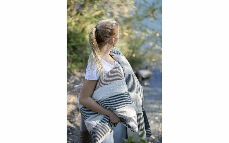 Kissen-Hüllen 50x50cm Baumwolle Leinen Lino von David Fussenegger