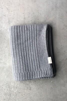 Baumwolle Decke Turin 140x240cm von mikmax