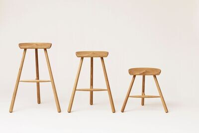 Shoemaker Chair No. 49, 68 und 78cm Designklassiker