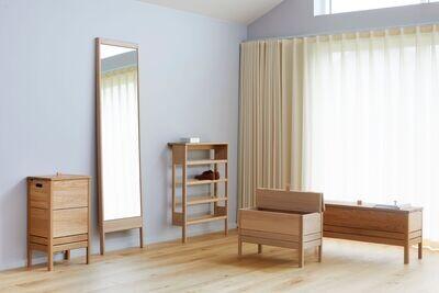 Truhe • Kommode Eiche • Designklassiker