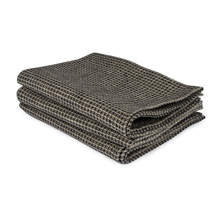 Handtuch VAFFLA 50x70 cm 100% Leinen von Axlings