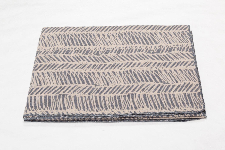 Baumwoll Decke Linear 140 x 200cm