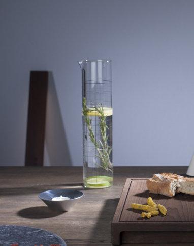 Laborglas Karaffe 1 Liter