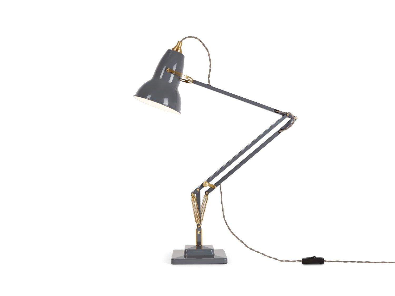 Original 1227™ Brass Edition Design Tischleuchte von Anglepoise