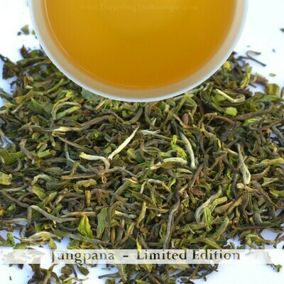 AN EXOTICA FROM JUNGPANA  - Darjeeling 1st flush 2020  - 50gm (1.76oz)