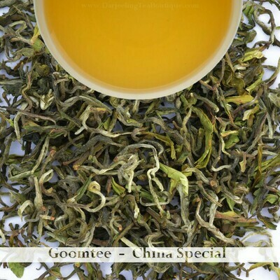 THE DIVINE FROM GOOMTEE  - Darjeeling 1st flush 2020  - 50gm (1.76oz)