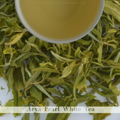 ARYA PEARL - Darjeeling White Tea 2020  (25gm)