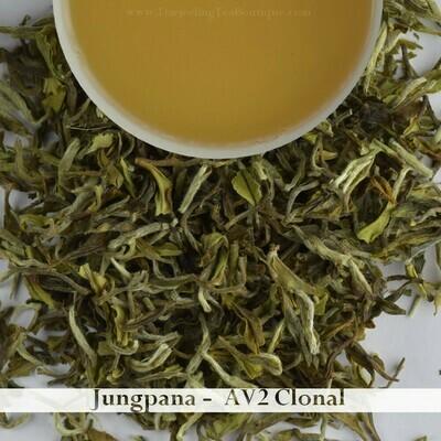 JUNGPANA AV2 CLONAL - Darjeeling 1st flush 2020  - 50gm (1.76oz)