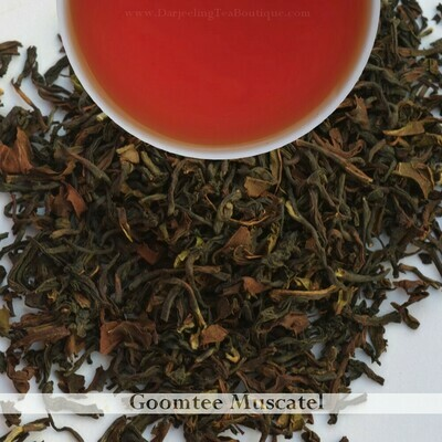 WHOLESALE PACK | GOOMTEE MUSCATEL - Darjeeling 2nd Flush 2020  (750gm)