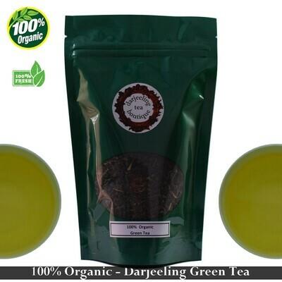 MONEY SAVER WHOLESALE PACK: Darjeeling Green Tea 750gm Pack