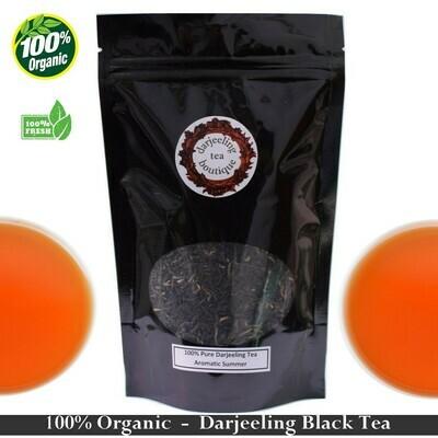 MONEY SAVER WHOLESALE PACK: Darjeeling Second Flush Tea 750gm pack
