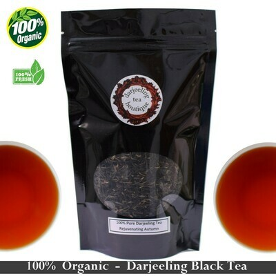 MONEY SAVER WHOLESALE PACK: Darjeeling Autumn Flush Tea  750gm Pack