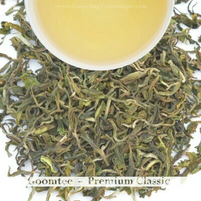 Sample | GOOMTEE SPECIAL  - Darjeeling 1st flush 2021  - 10gm (0.35oz)