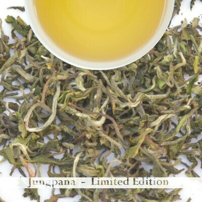 EXOTICA FROM JUNGPANA  - Darjeeling 1st flush 2021  - 50gm (1.76oz)