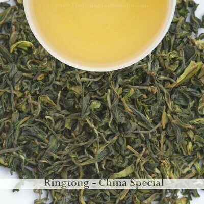 RINGTONG CHINA SPECIAL - Darjeeling 1st flush 2021  - 50gm (1.76 oz)