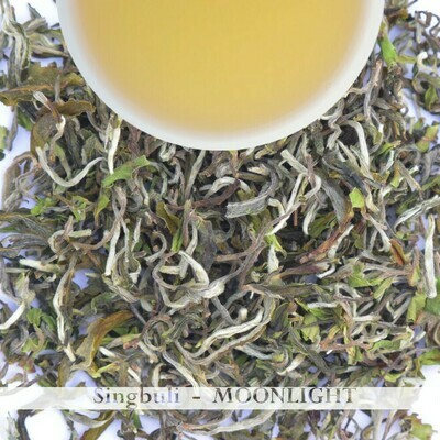 FRAGRANT SINGBULI MOONLIGHT - Darjeeling 1st flush 2021  - 50gm (1.76oz)