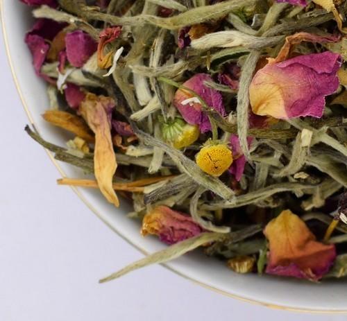Chamomile Rose White Tea  -  50gm (1.71oz)