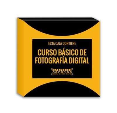 Caja Regalo Curso básico de fotografía digital