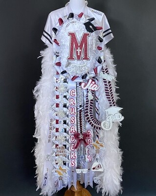Deluxe Double Homecoming Mum