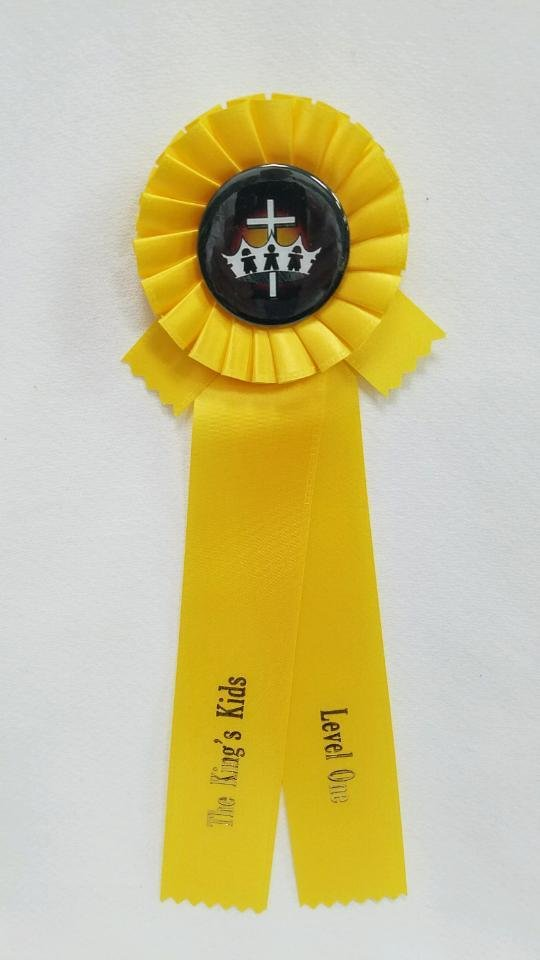King's Kids Award Ribbon - Level One