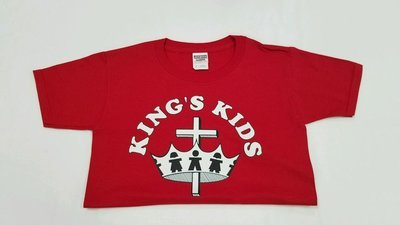 T-Shirt S (size 6-8)