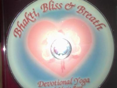 Bhakti Bliss & Breath Devotional Yoga with Marie Rose
