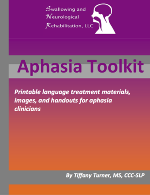 Aphasia Toolkit
