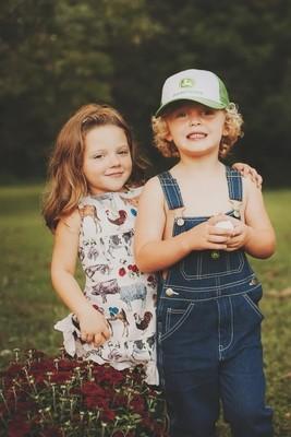 The Kids Farm Aprons
