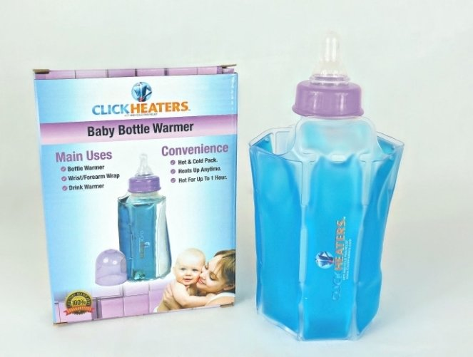 Click Heaters Baby Bottle Warmer
