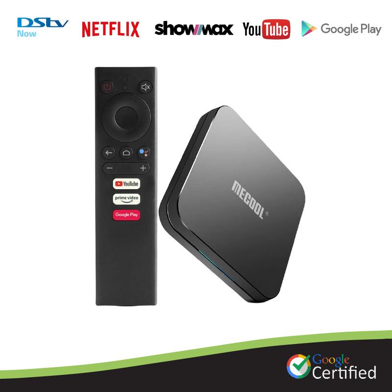 MECOOL KM9 Pro 4GB/32GB S905X2 Android TV OS Smart TV Box