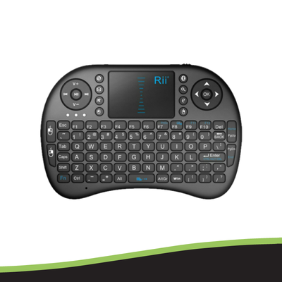 Rii i8 2.4Ghz Wireless Keyboard With Touchpad