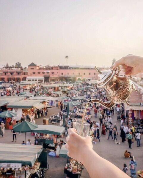 LIVE Online Marrakech Tours