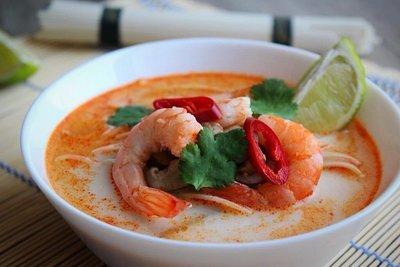 Том Ям Кунг (цена за 4 порции)