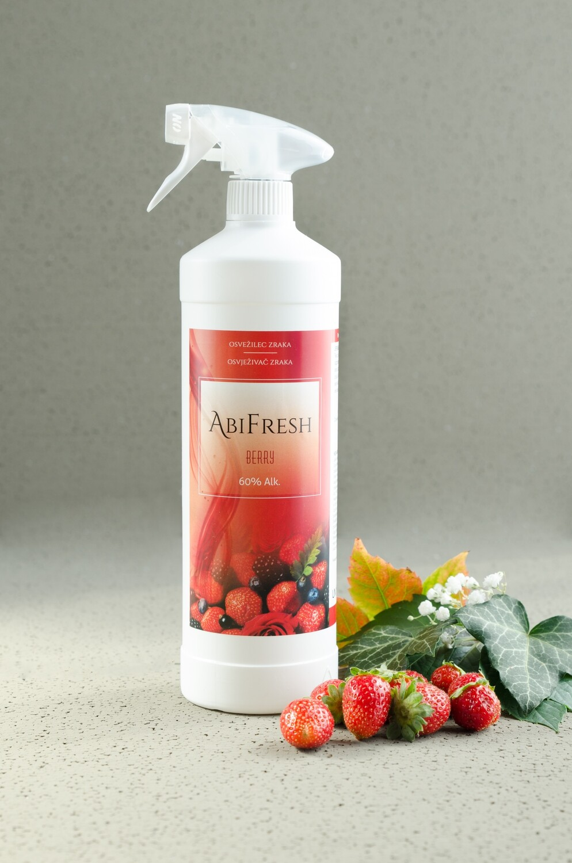 AbiFresh BERRY 60% alk. 1 L