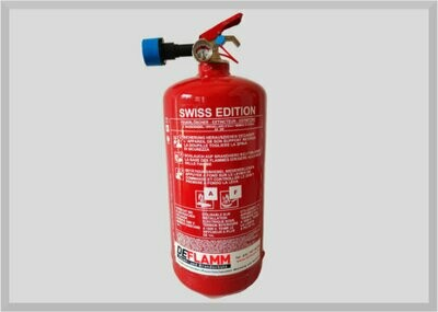 Wassernebel Feuerlöscher WM-2