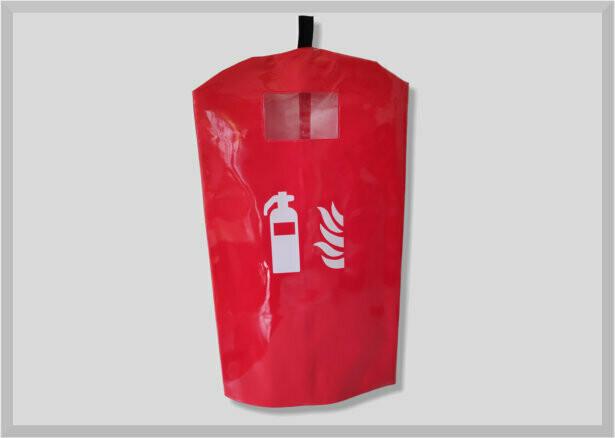 Schutzhülle Feuerlöscher gross PVC extrastark für 9-12kg Feuerlöscher
