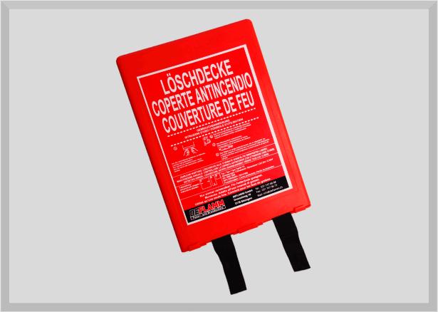 Aktion Löschdecke Deflamm Premium 180 x 120