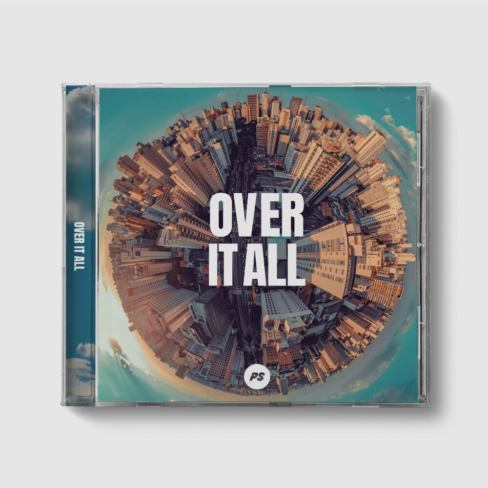 OVER IT ALL (CD)