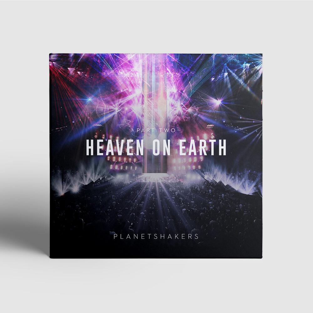 Heaven On Earth EP Part 2