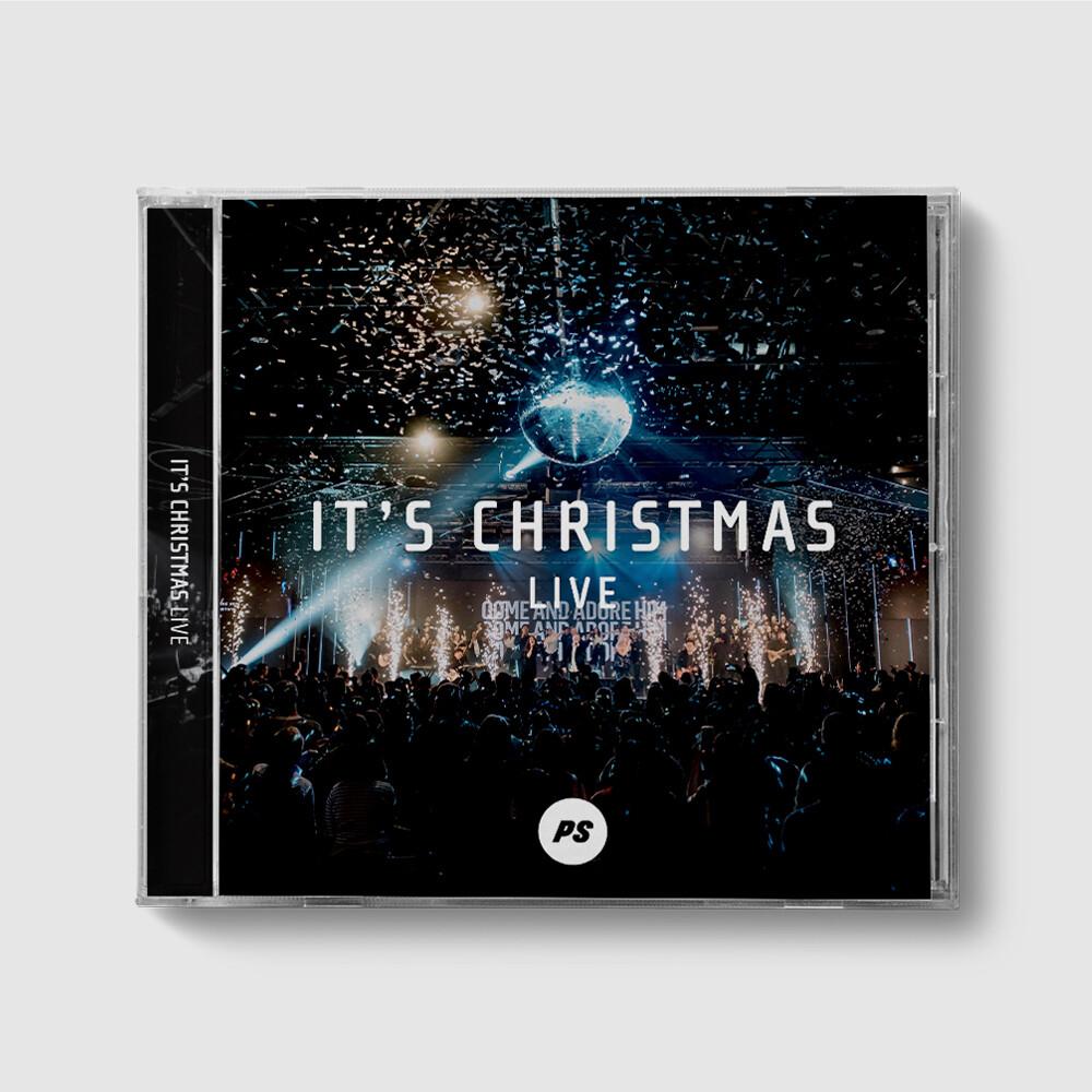 It's Christmas LIVE (CD)