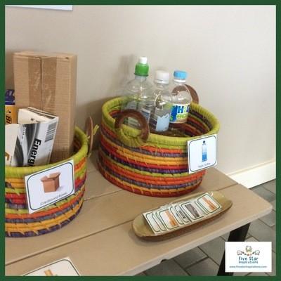 Sustainability - Recycle Tree