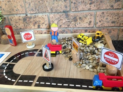 Safety - Road and Construction