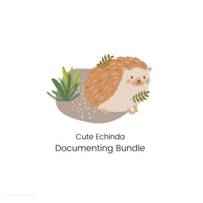 DOCUMENTING - Documenting Template Bundle - Cute Echidna