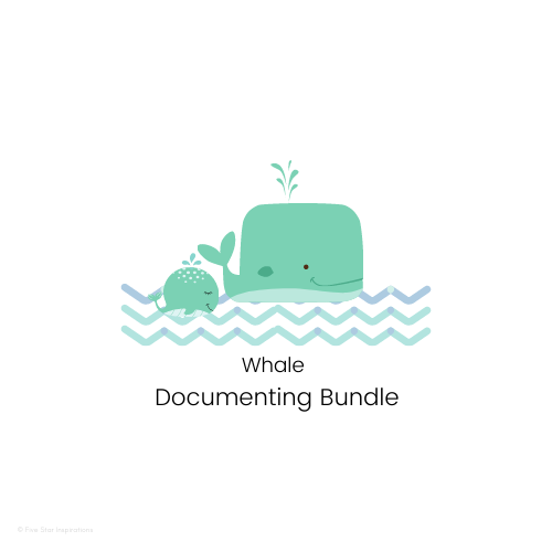 DOCUMENTING – Documenting Template Bundle - Whale